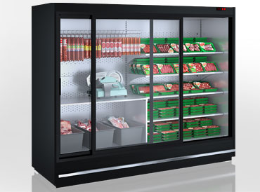 Specialized units for meat sales Indiana MV 080 meat D 205-DLM