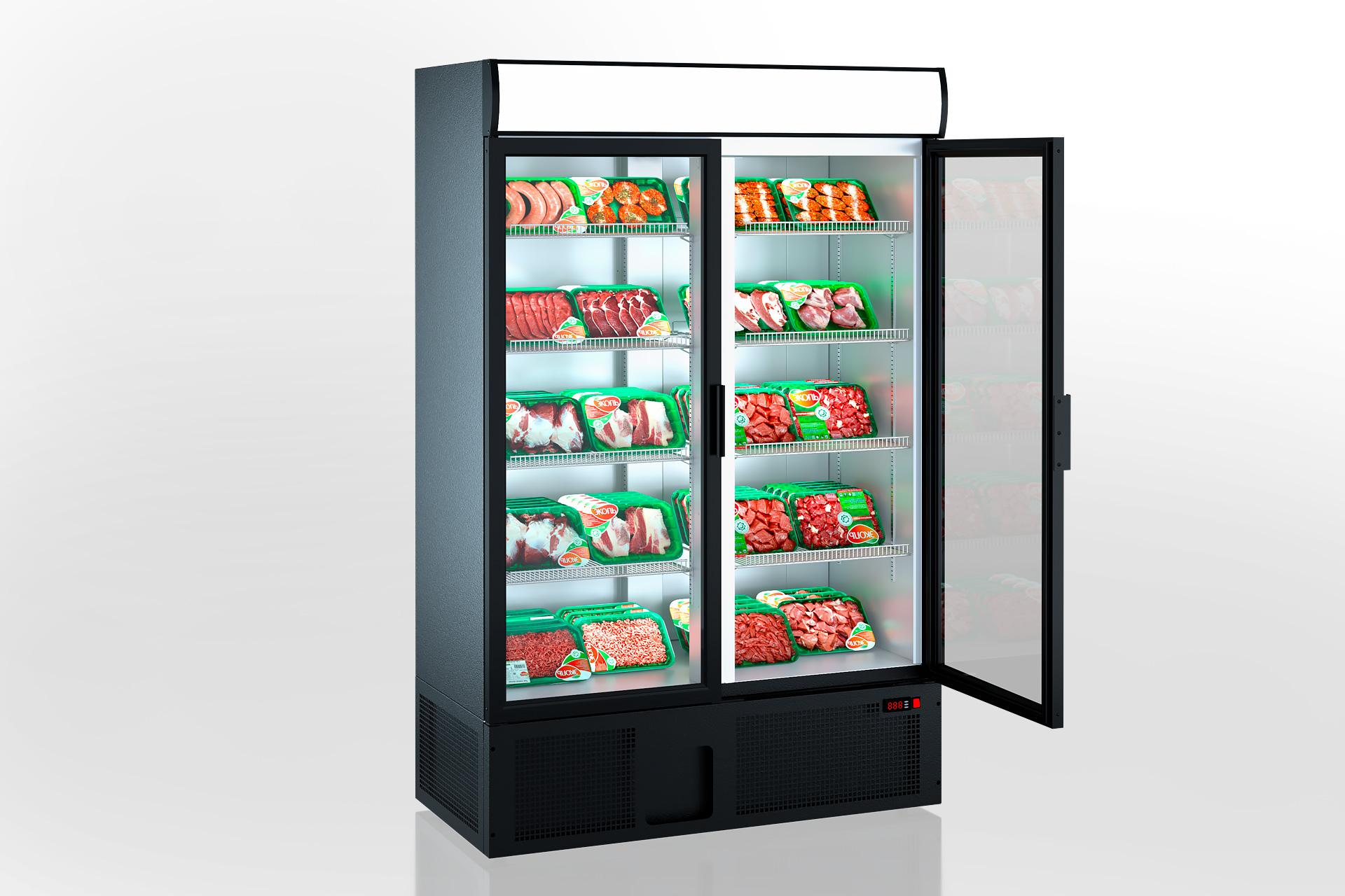 Szafy chłodnicze Kansas A1SG 065/075/085 HT/MT 2HD 210-D1000/D1200/D1600 A-132