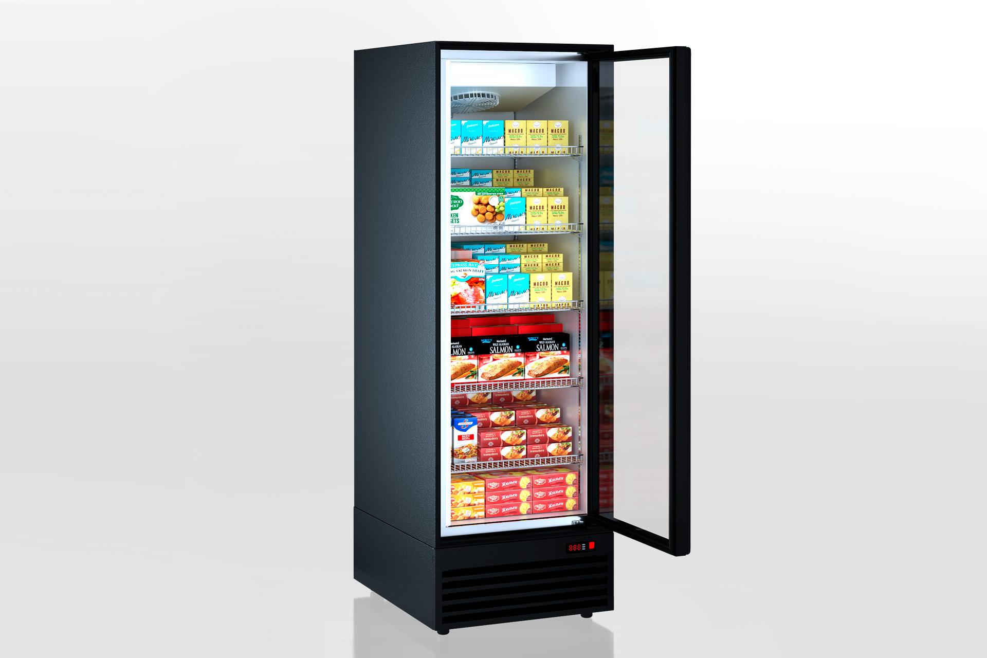 Szafy chłodnicze Kansas A1SG 087 LT 1HD 210-D700A-069 (z drzwiami Aifo)