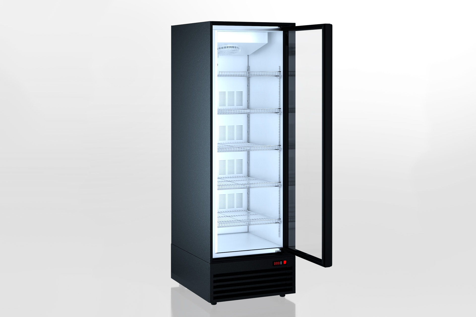 Refrigerated cabinets Kansas A1SG 087 LT 1HD 210-D700A-069 (with Hitline door)