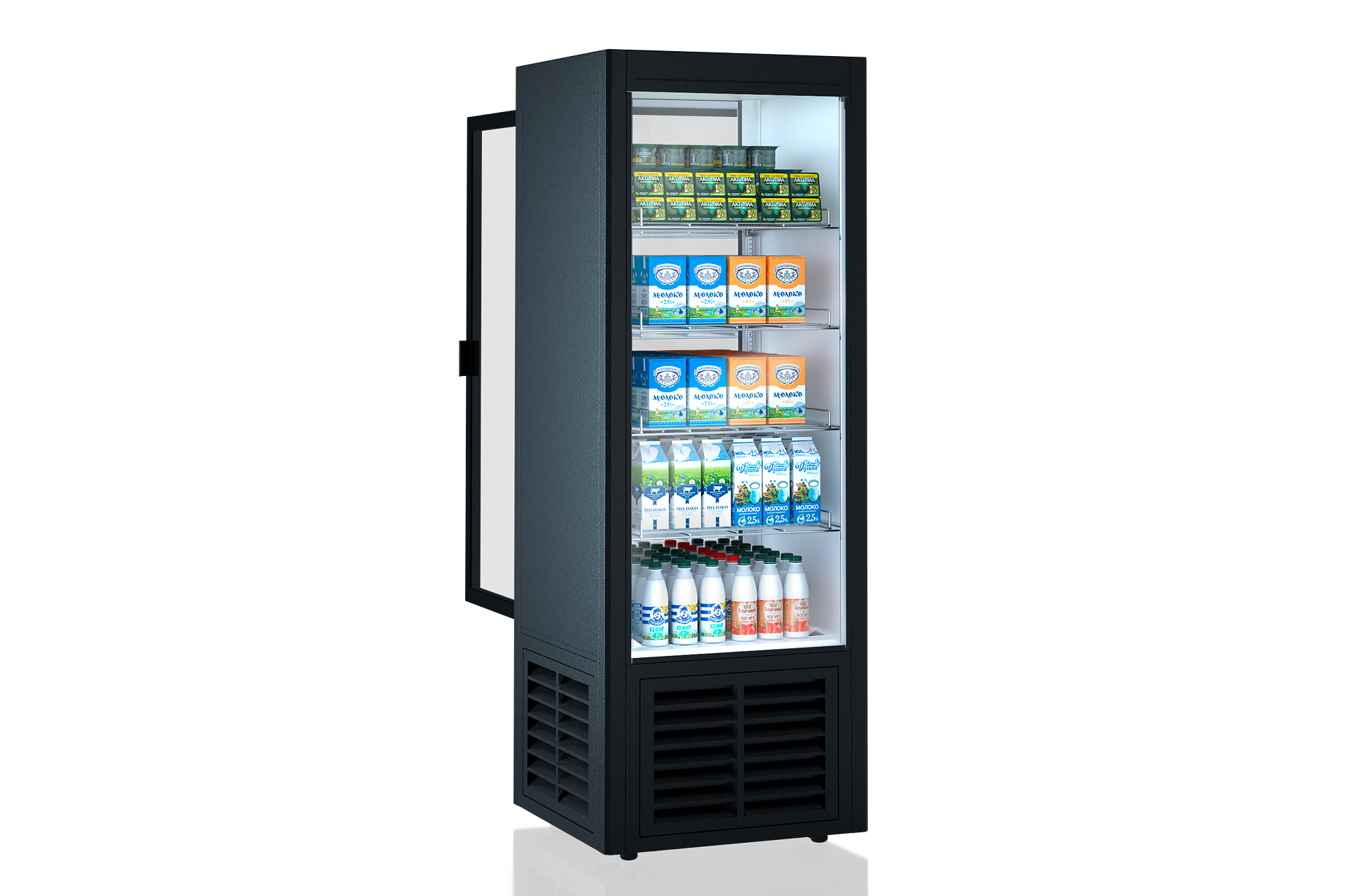 Refrigerated cabinets Kansas А2SG 070 HT 1HD 210-D600A-070
