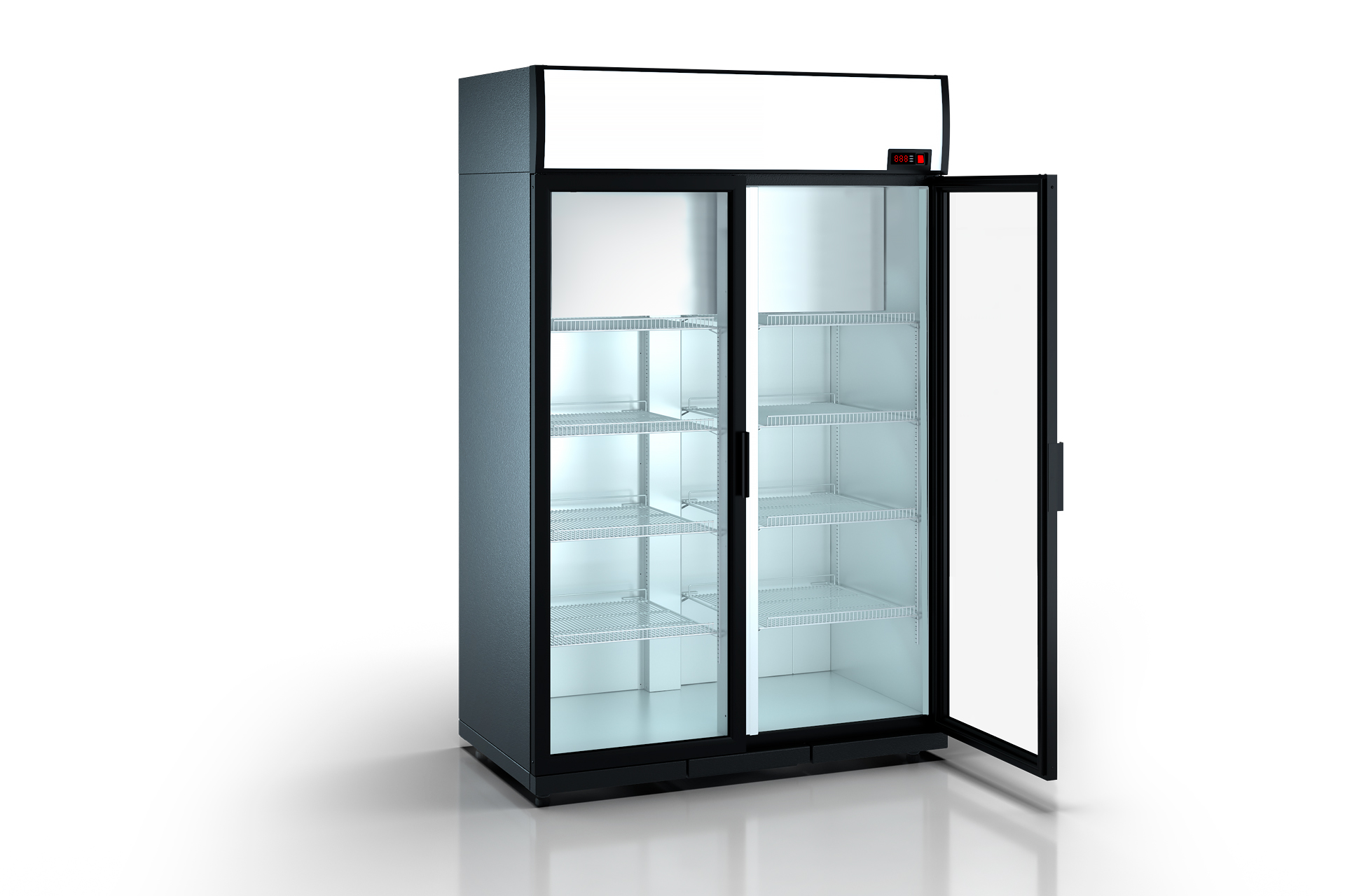 Refrigerated cabinets Kansas VА1SG 075 HT 2HD 210-S1200A-132
