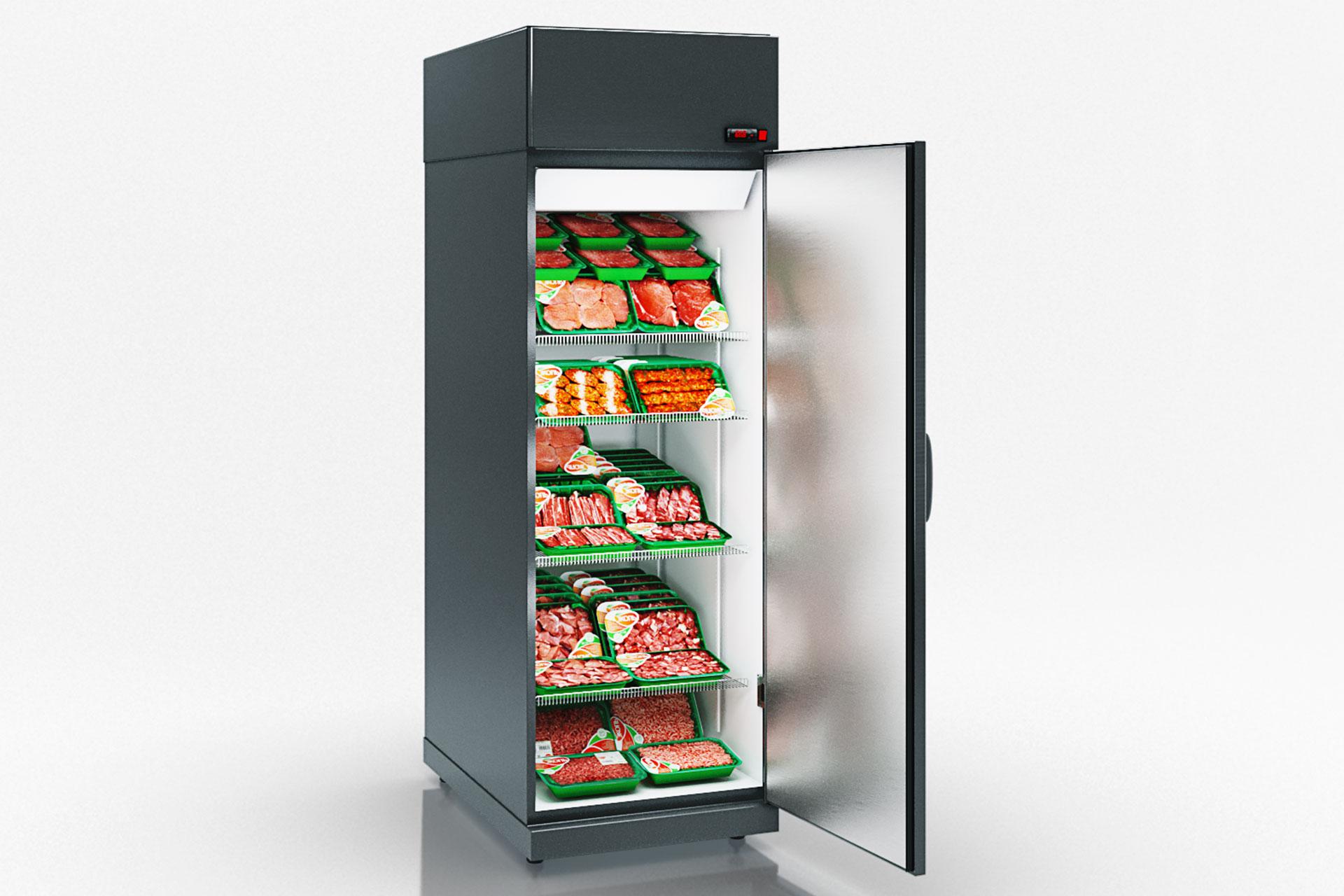 Refrigerated cabinets Kansas VАZG 065/075/085 MT/HT 1HD 210-D500/D600/D700A-065
