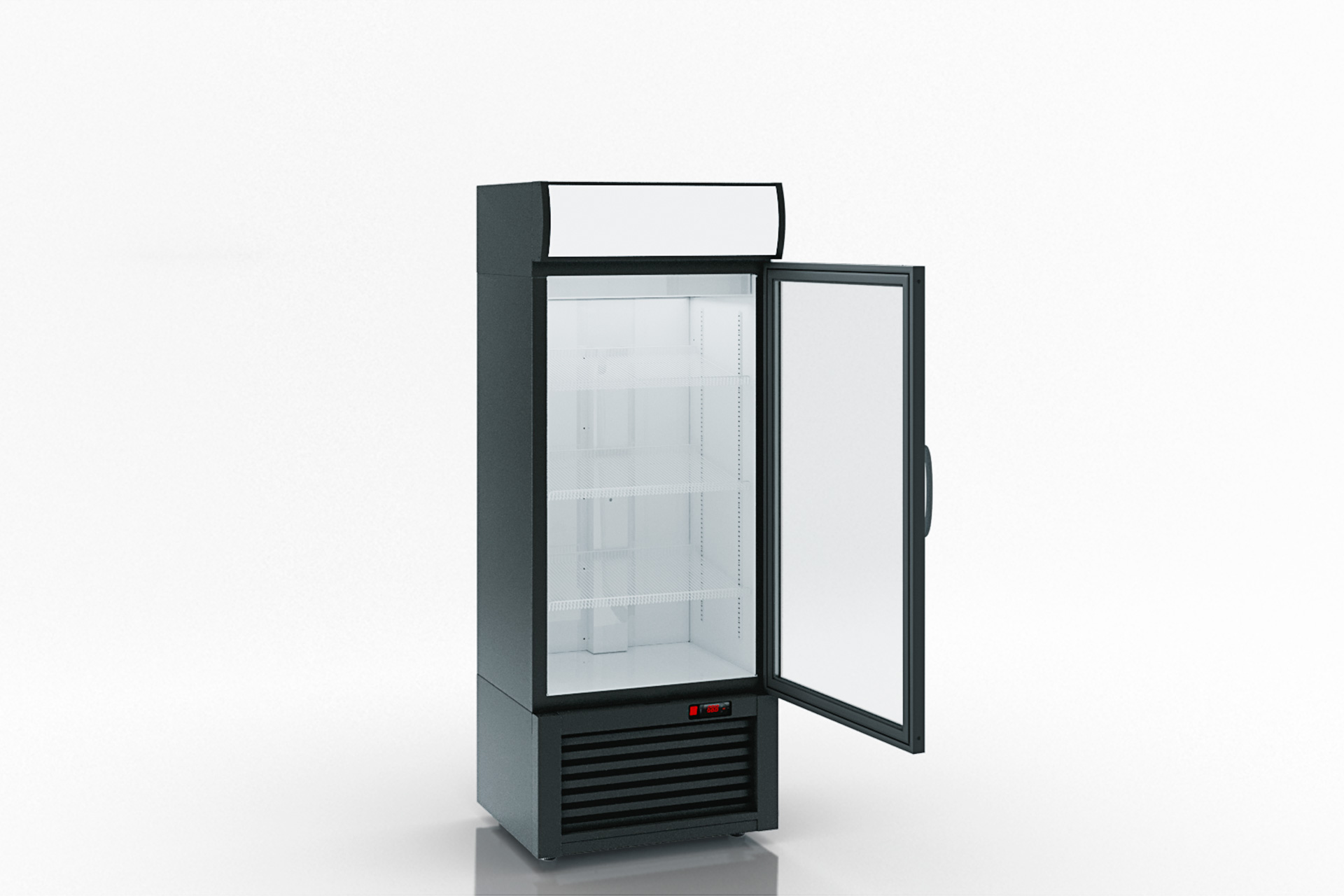 Refrigerated cabinets Kansas A1SG 050 MT 1HD 210-D200A-065