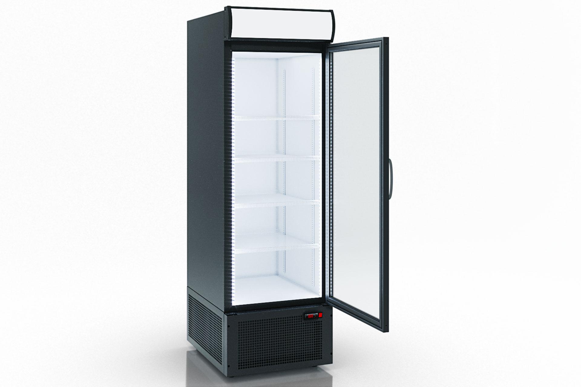 Refrigerated cabinets Kansas A1SG 065/075 MT/HT 1HD 210-D500/D600A-065