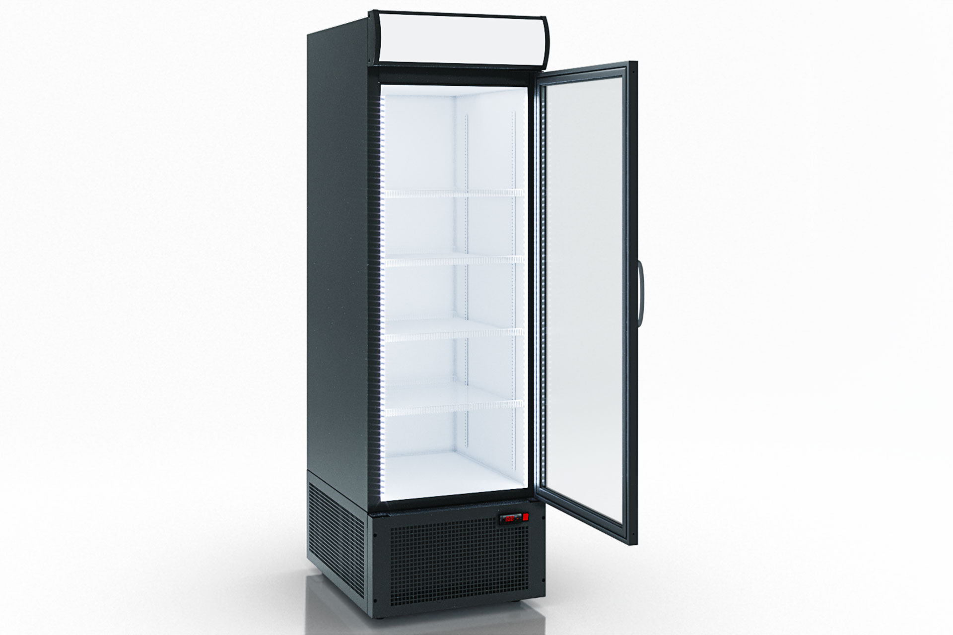 Szafy chłodnicze Kansas A1SG 065/075 MT/HT 1HD 210-D500/D600A-065