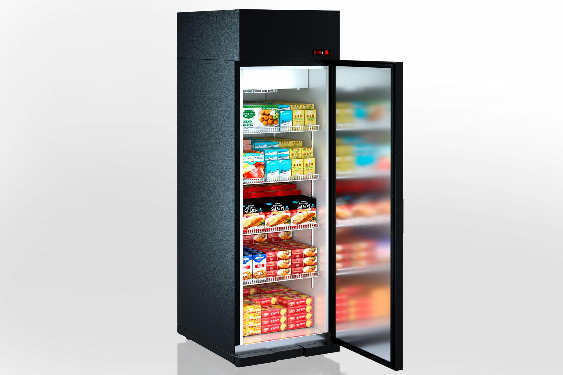 Urządzenia do żywności mrożonej Kansas VАZG090 LT 1HD 210-D700A-069