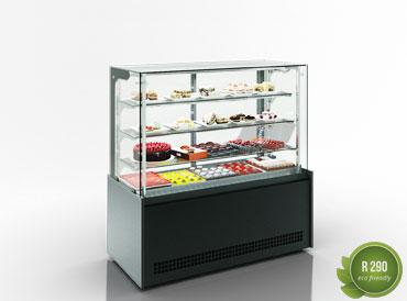Confectionery counters Dakota AC 060 patisserie OS 130-DLA