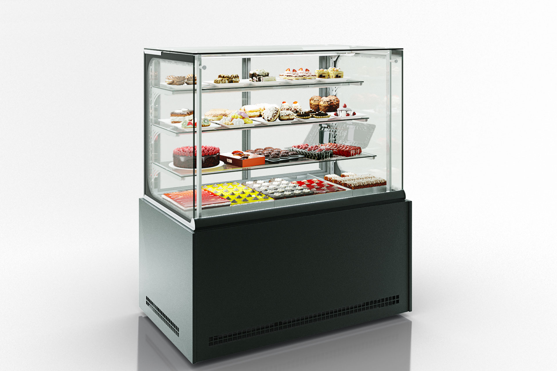 Confectionery counters Dakota AC 085 patisserie OS 150-DLA