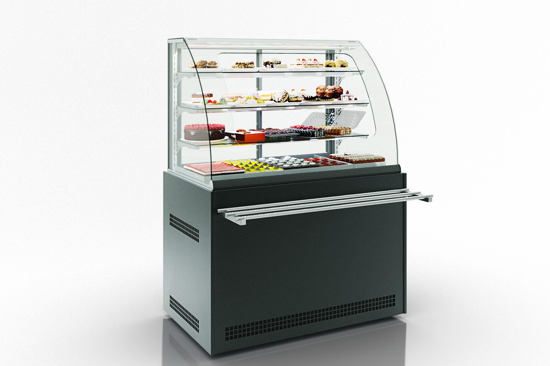 Confectionery counters Dakota GA 085 patisserie self SL 180-DLA