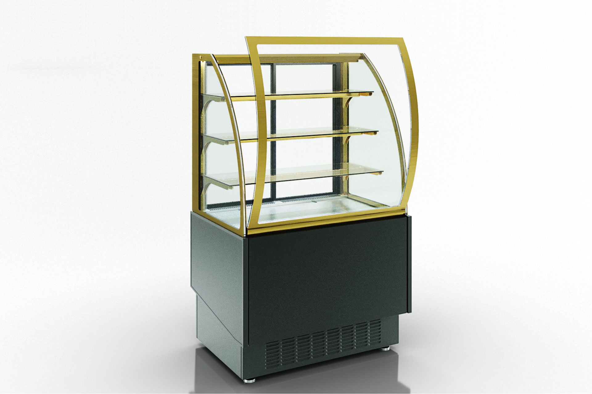 Confectionery counter Dakota snack AG 080 patisserie OS 160-DBA