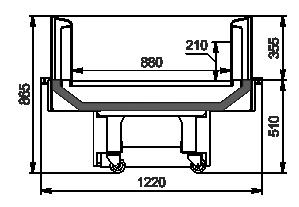 Urządzenia impulsowe Virginia AC 120 deli self 096-DLA