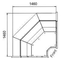 Missouri A - angular elements (R290)