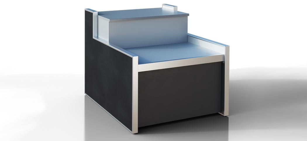 Missouri A - cash desk