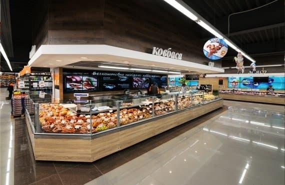 """001 1 570x370 - Supermarket """"Varus"""""""