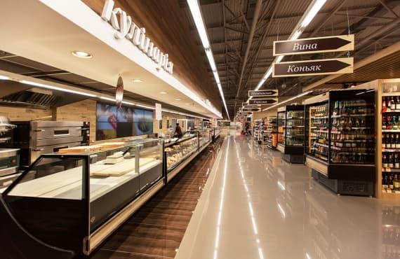 """002 1 570x370 - Supermarket """"Varus"""""""