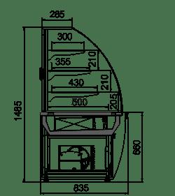 Dakota 85/150 (R290)