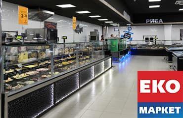 Kolejny EKO-market z ekskluzywnym designem