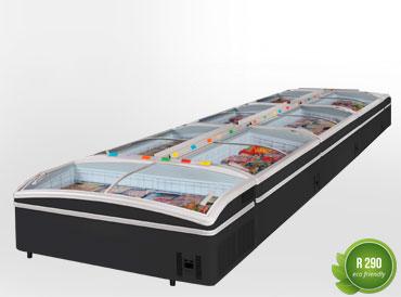 Frozen foods units Super AH 092 LT C 079-SLA