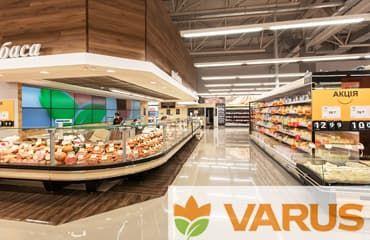 Sieć handlowa Varus i firma HitLine kontynuują współpracę.