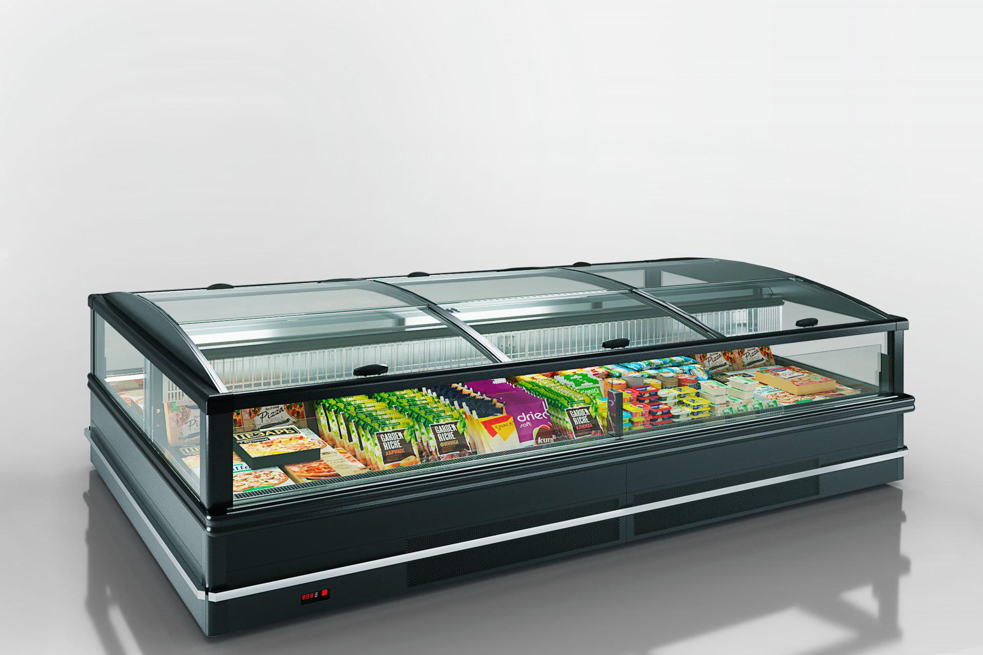 Frozen foods units Yukon AH 200 LT C 100-SLA