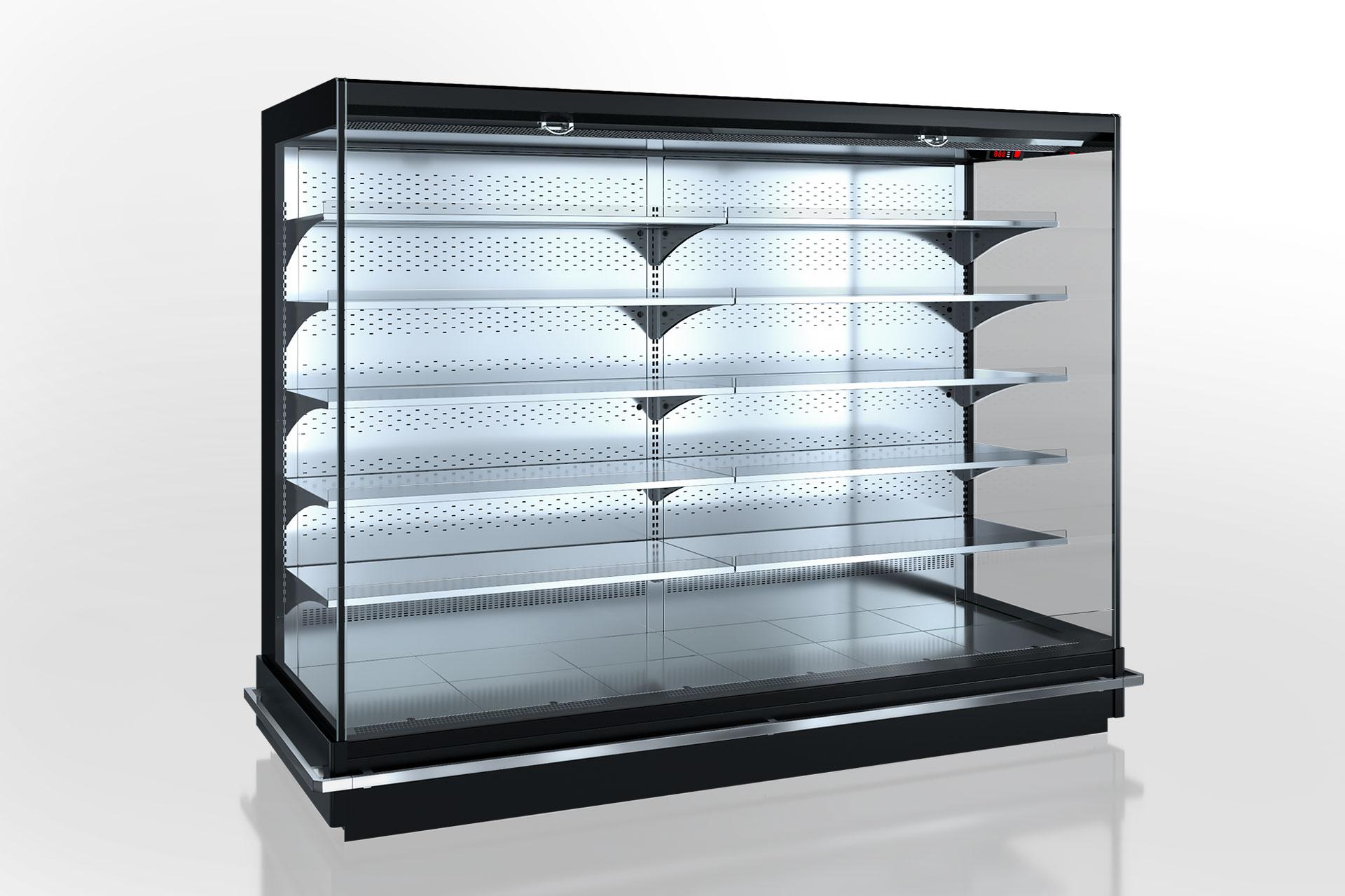 Refrigerated multideck Indiana 2 MV 080/090 MT O 205-DLM
