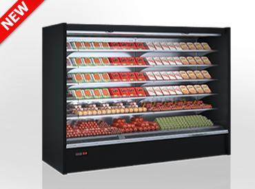 Refrigerated semi-vertical cabinets Indiana eco medium ASV 070 MT M/A