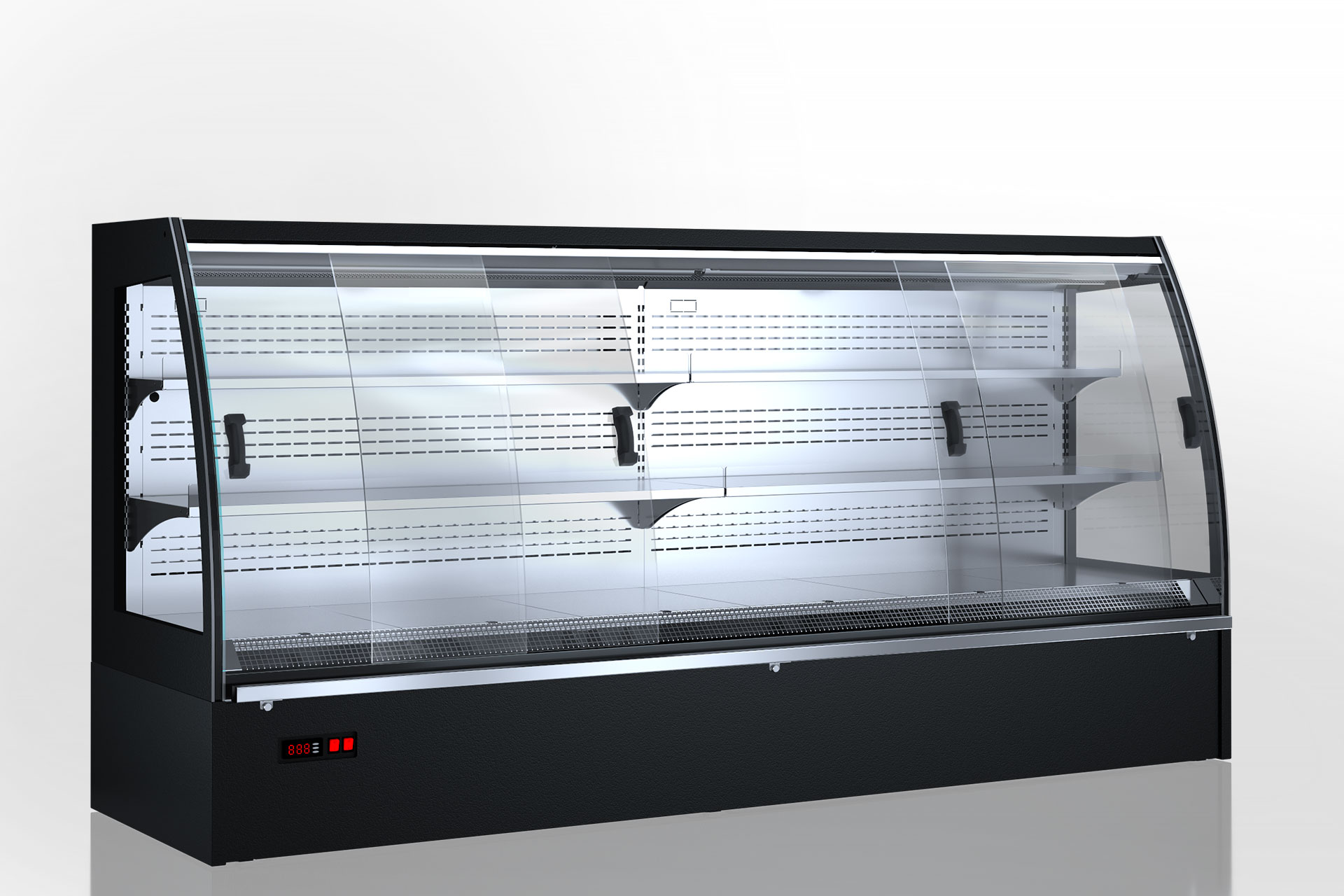 Semi-vertical cabinets Indiana eco MSV 070 MT D 130-DLM