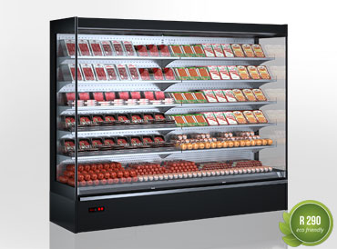 Multideck cabinets Indiana medium AV 085 MT O 210-DLM