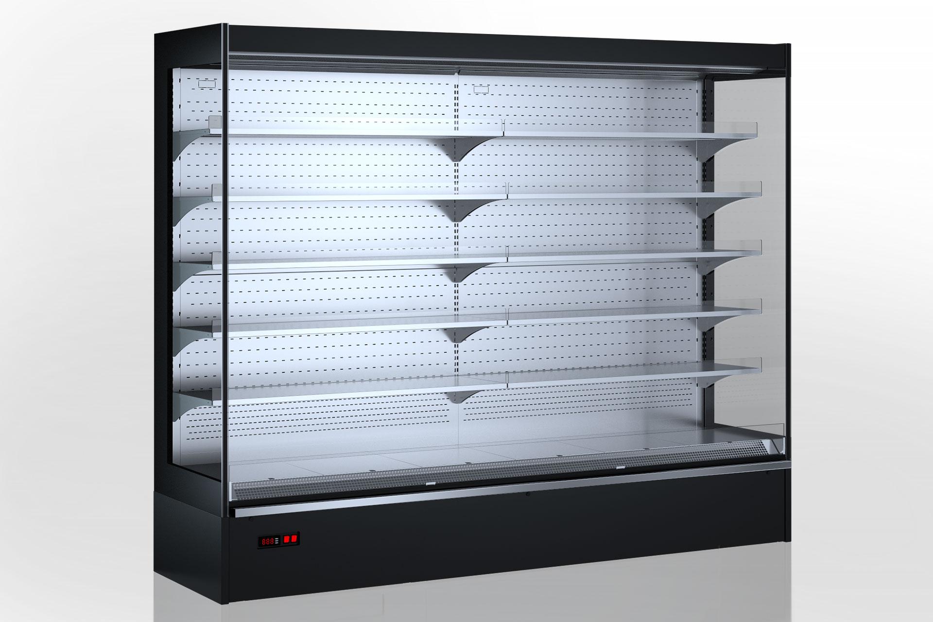 Regały chłodnicze Indiana medium AV 085 MT O 210-DLM/DLA