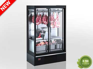 Regały chłodnicze Indiana medium AV 070 meat D A