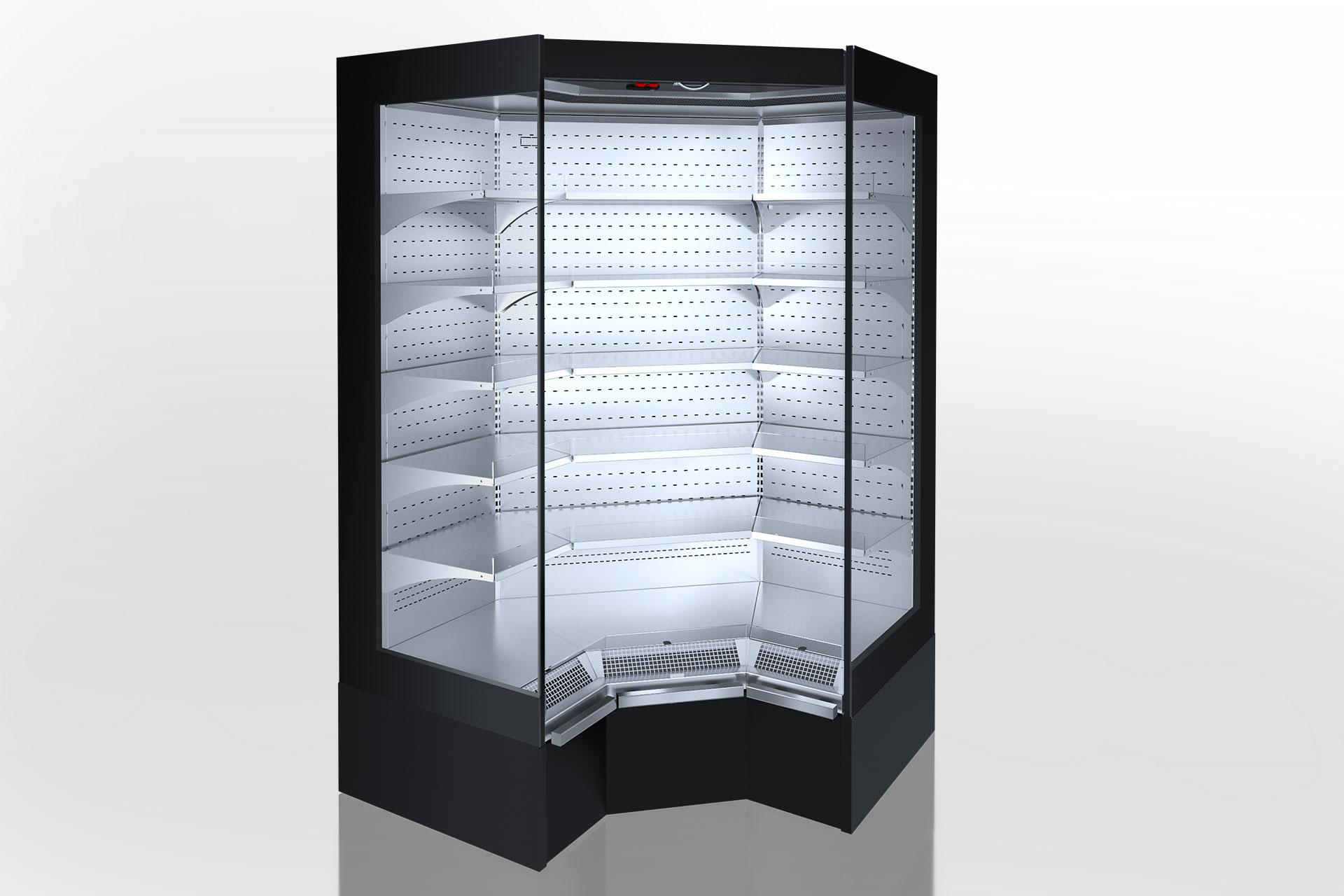 Multideck cabinet Indiana medium AV 070 MT O 210-DLM-IS90