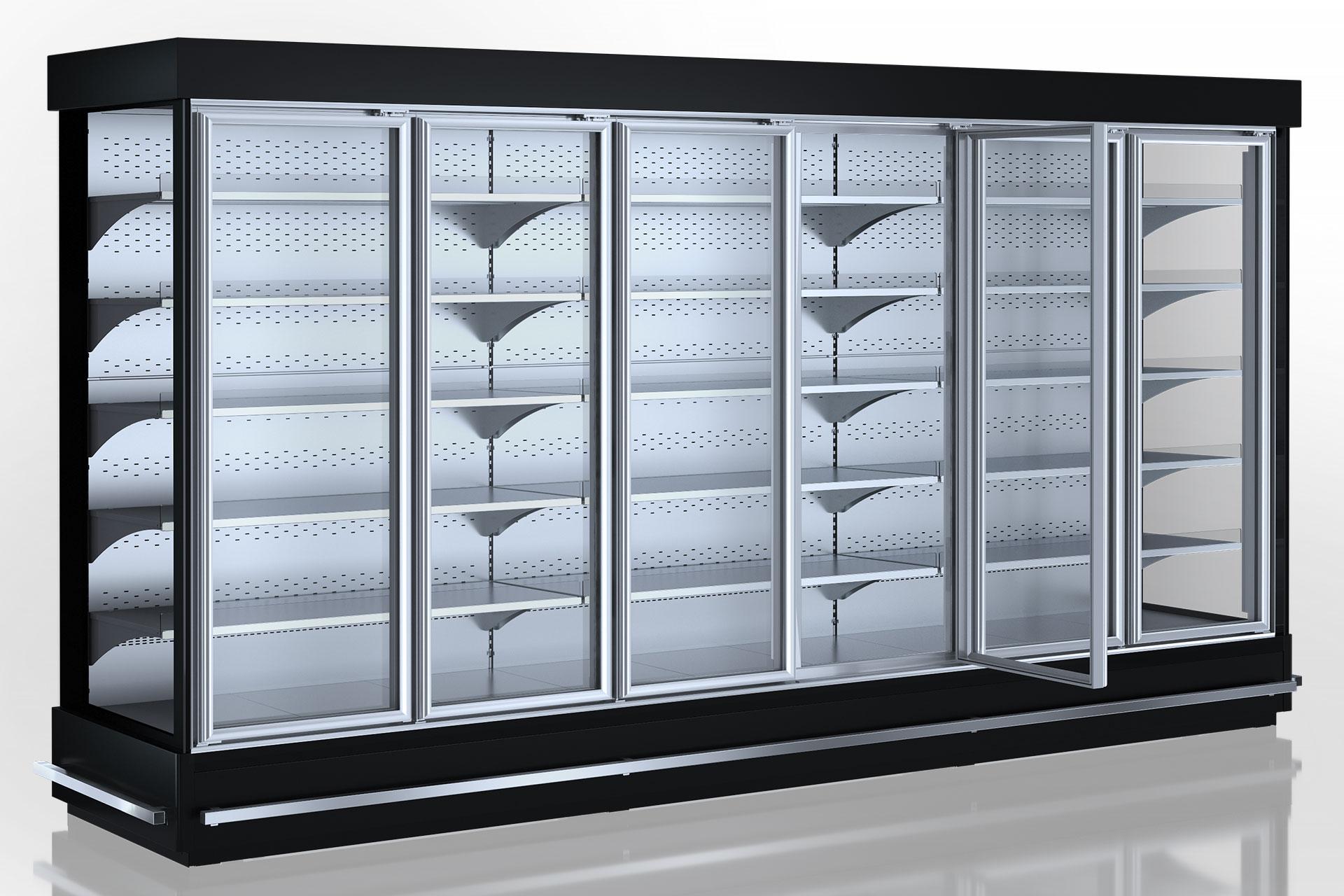 Multideck cabinet Indiana MV 070 MT D 205-DLM