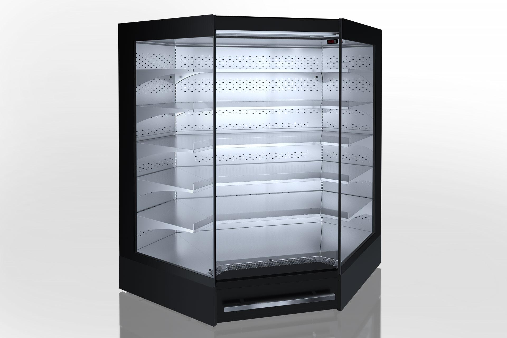 Multideck cabinet Indiana MV 080 MT O 205-DLM-IS90