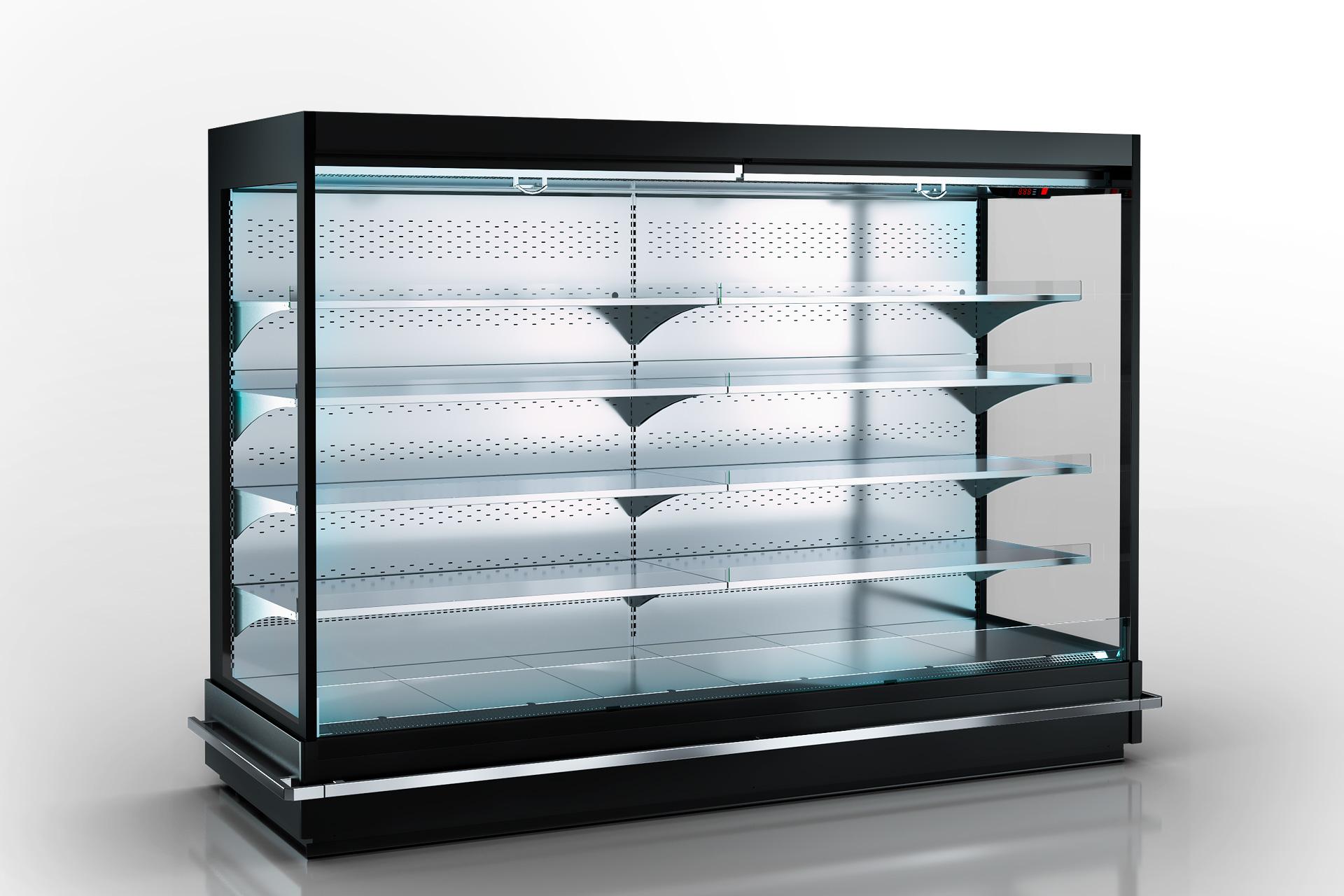 Refrigerated multideck cabinets Indiana MV 090 MT O 185-DLM