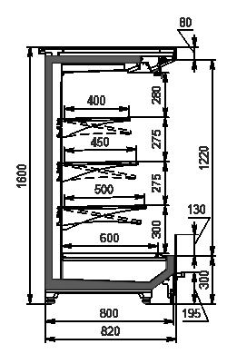 Indiana MV 080 MT O 160-DLM