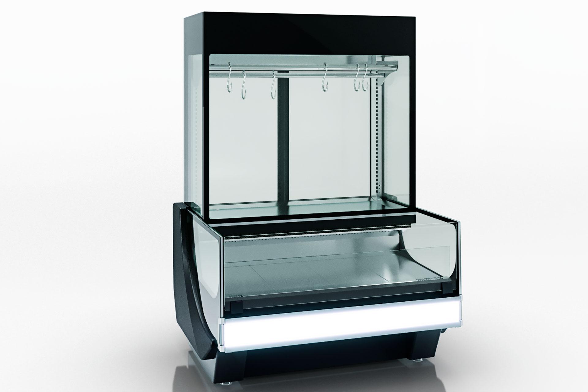Refrigerated counters Missouri cold diamond MC 115 crystal combi S/self 200-S/DLM / S/DLA