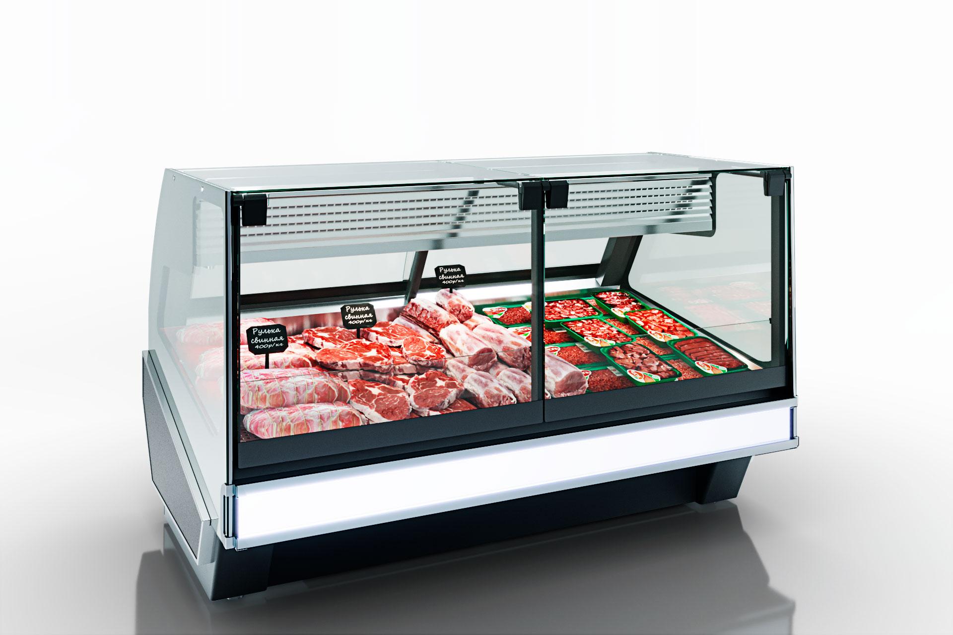 Lady chłodnicze Missouri cold diamond MC 115 meat PS 121-SLM/SLA