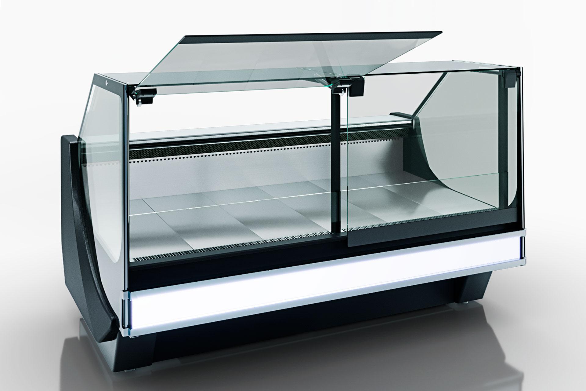 Refrigerated counters Missouri cold diamond MC 115 deli PS 121-DLM/DLA