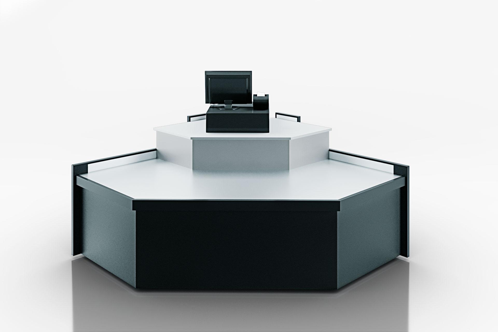 Missouri NC 120 cash desk 085-IR90
