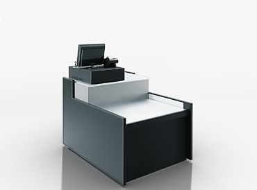 Missouri МC 120 cash desk 85