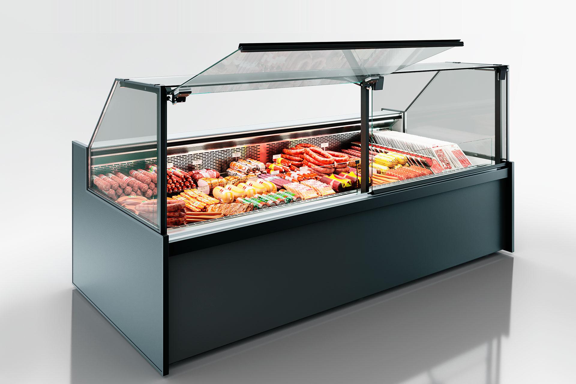 Refrigerated counters Missouri MC 120 deli PS 130-DBM/DLM