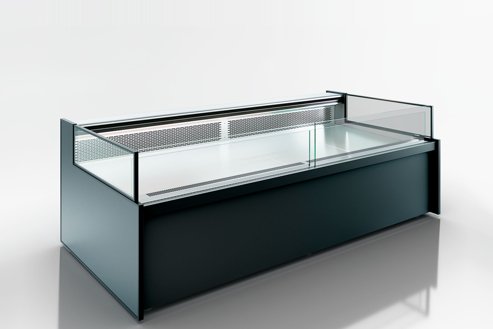 Refrigerated counters Missouri MC 120 deli self 086-DBM/DLM