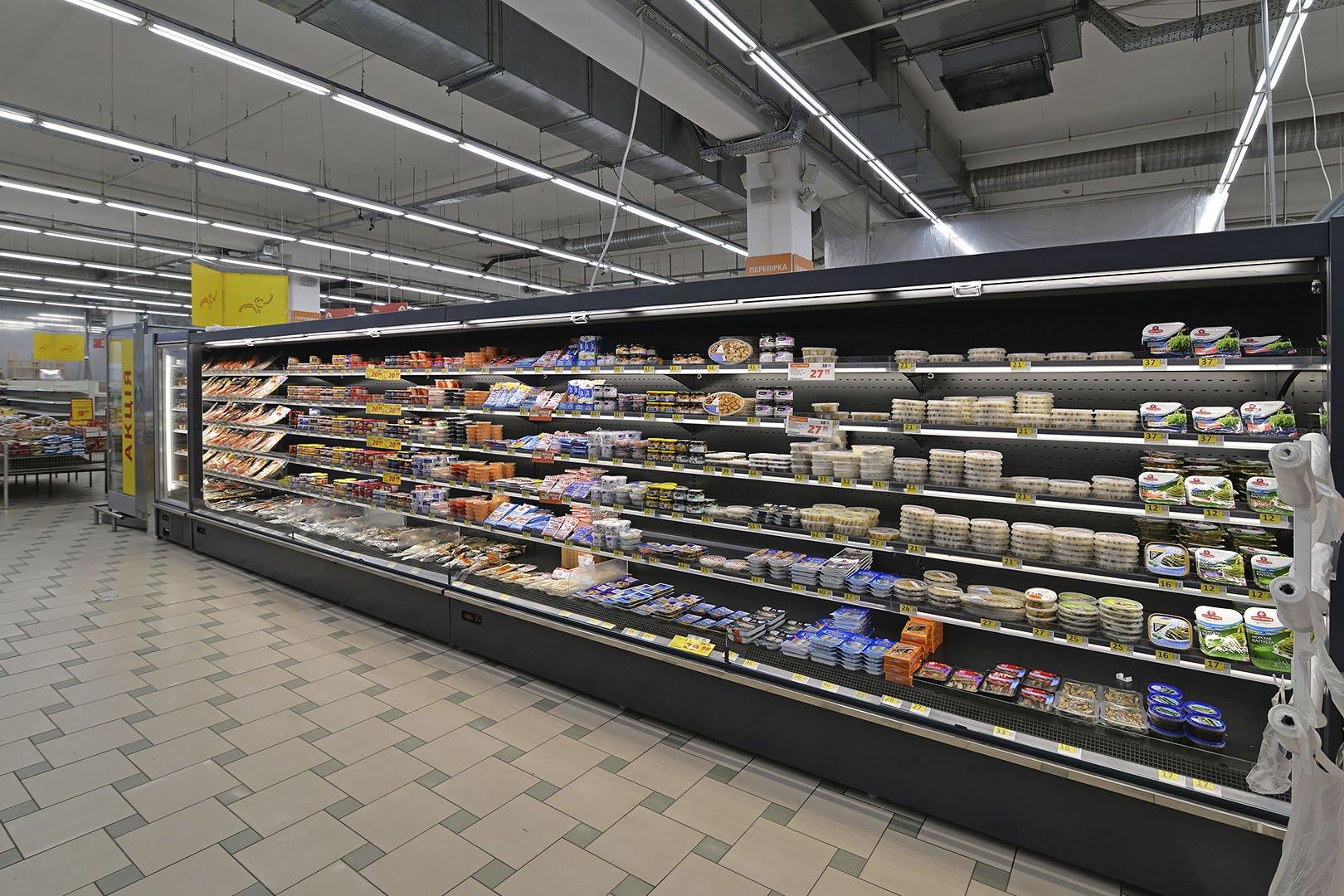 Refrigerated multideck cabinets Indiana medium AV 085 MT O 210-DLM