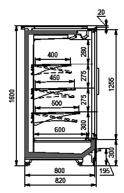 Indiana MV 080 MT D 160-DLM