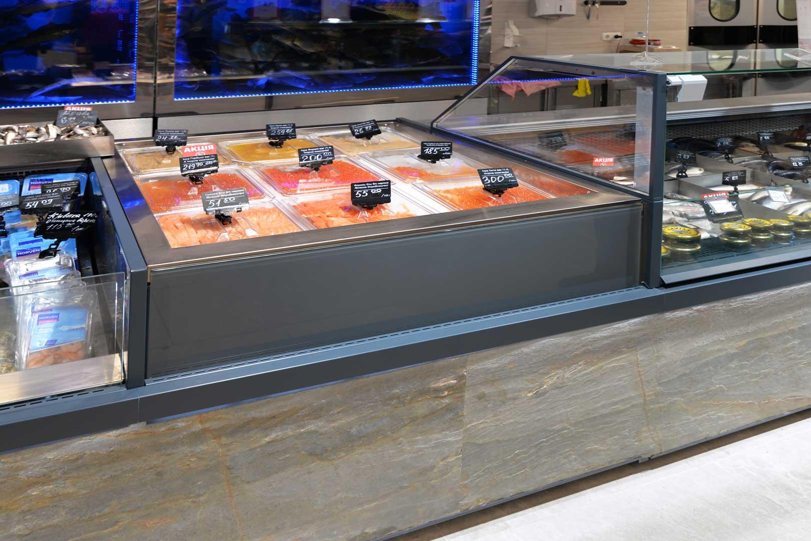 Refrigerated counters Missouri MC 120 deli self 086