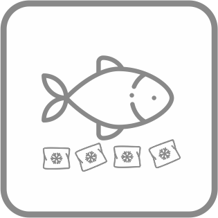 Fish-on-ice