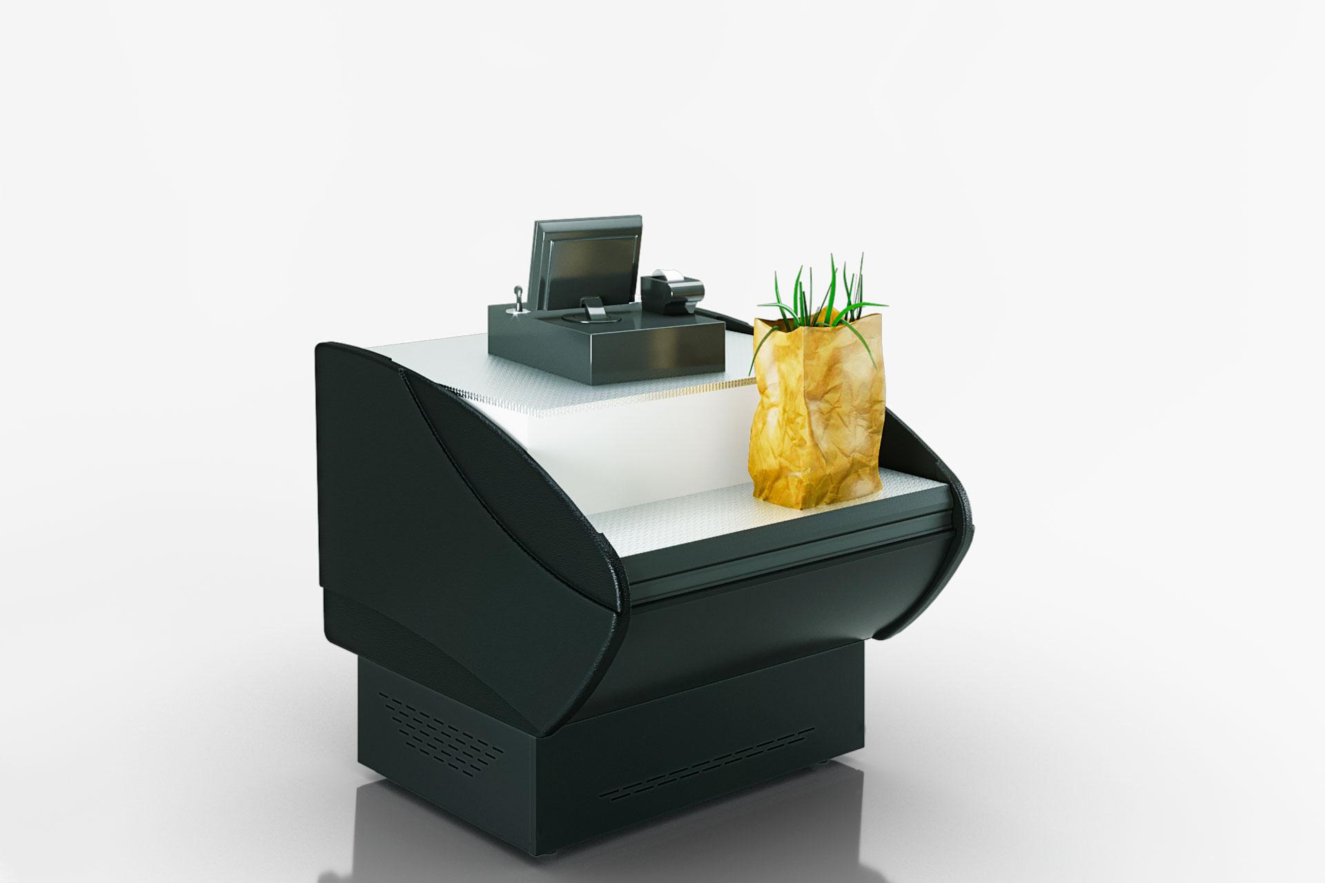 Counters Carolina NG 108 cash desk 095