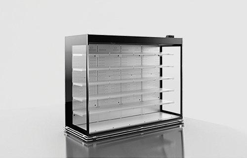 lf 1 - Sprzęt chłodniczy dla marketów – agregat zewnętrzny
