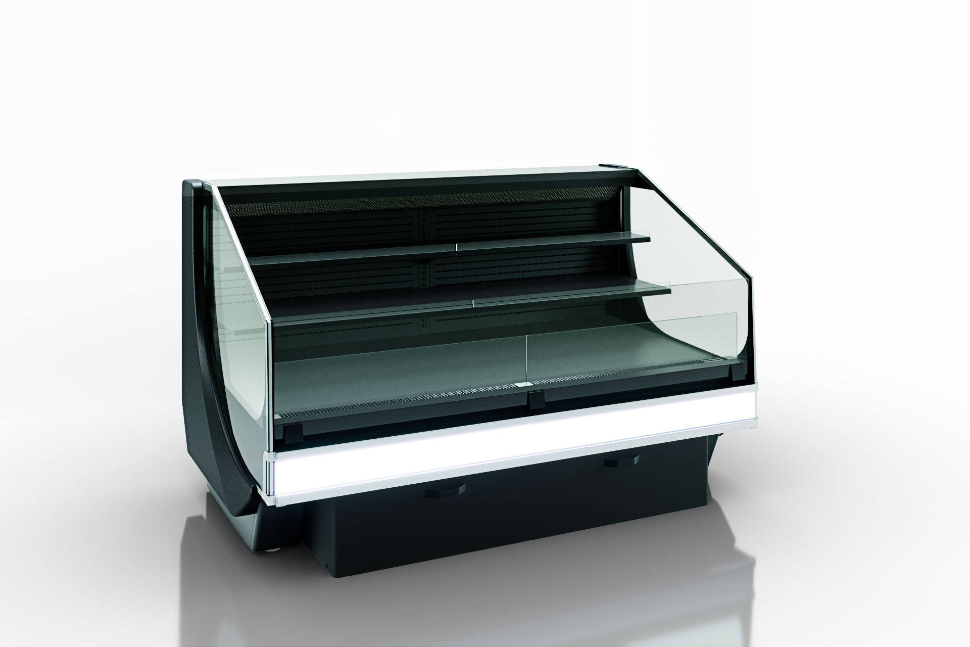 Refrigerated counters Missouri cold diamond MC 115 cascade VF self 121-DBA